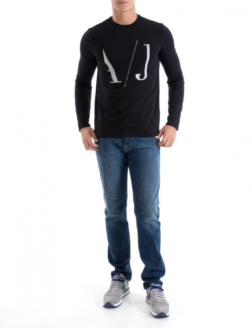 T-shirt Armani Jeans uomo