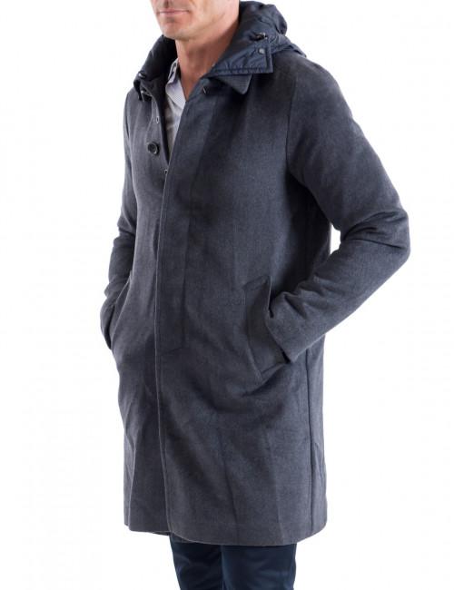 Cappotto reversibile Emporio Armani