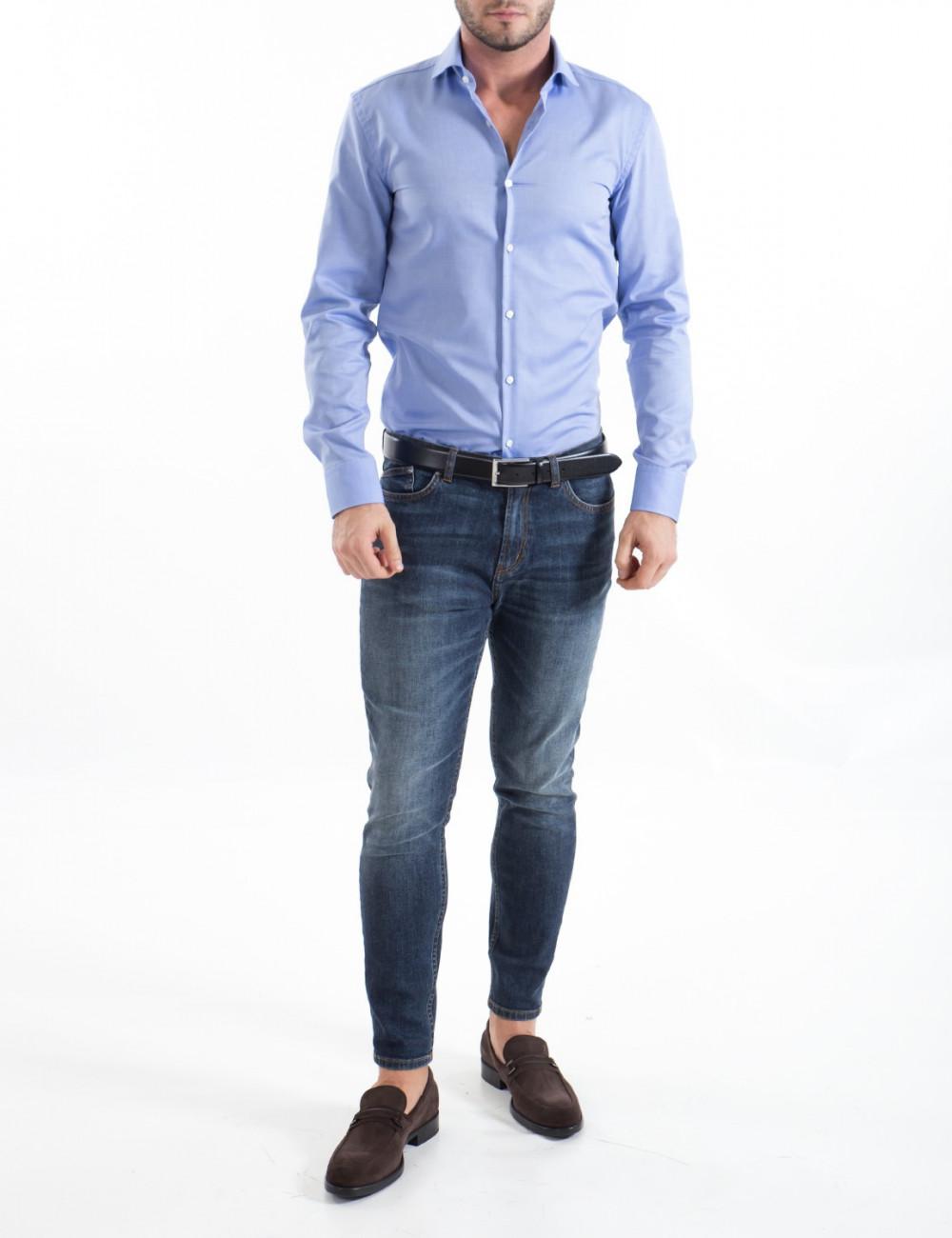 Camicia Hugo Boss Black