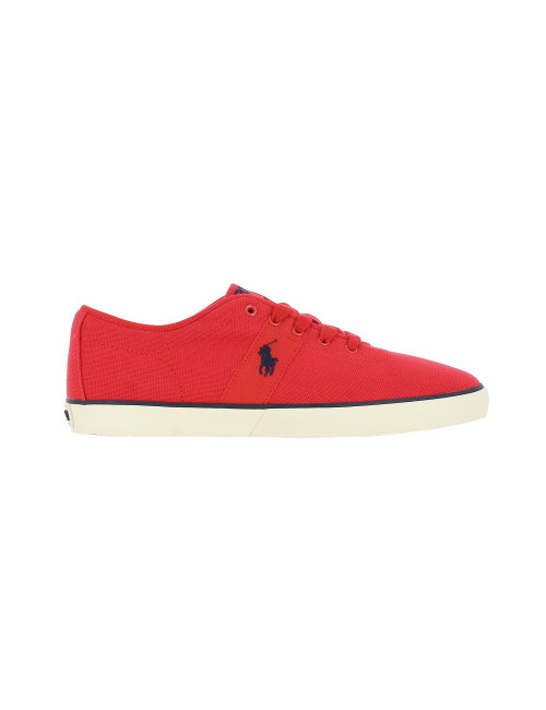 Sneaker bassa Ralph Lauren in canvas