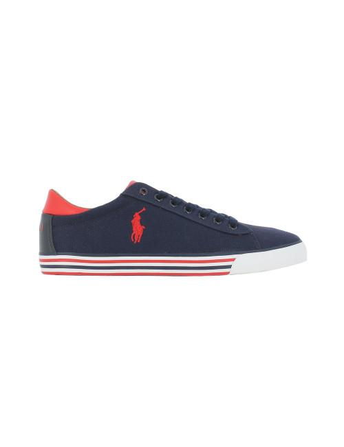 Sneaker bassa Ralph Lauren in canvas