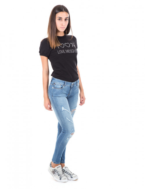 Jeans Love Moschino