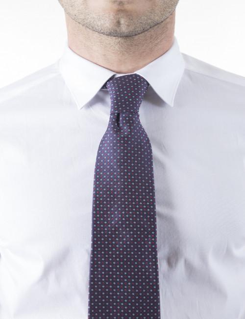 Cravatta Hugo Boss in seta
