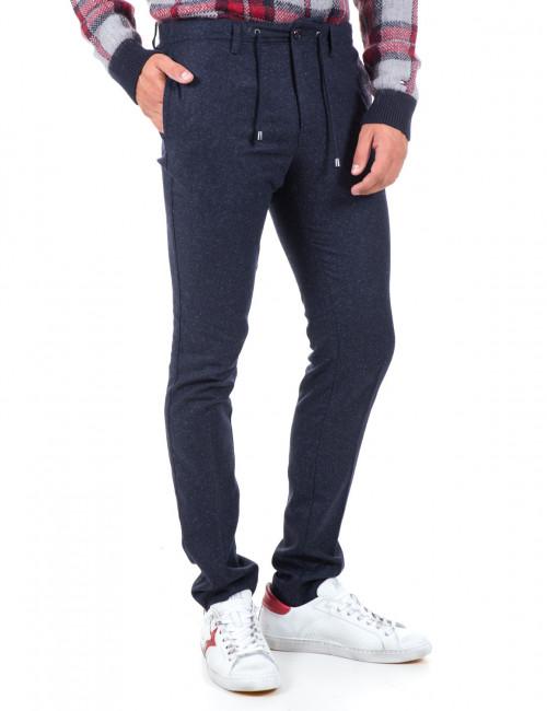 Pantalone Tommy Hilfiger in misto lana