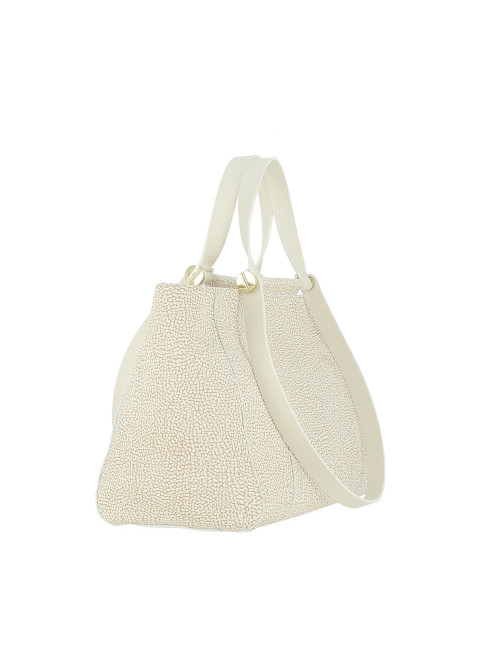 Shopping Bag small Borbonese
