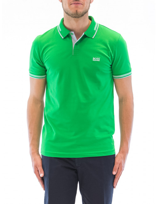 Polo Hugo Boss Green