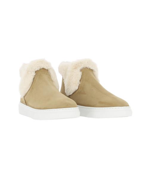 cute footwear sale Stivaletto Slip on H366 Hogan Donna