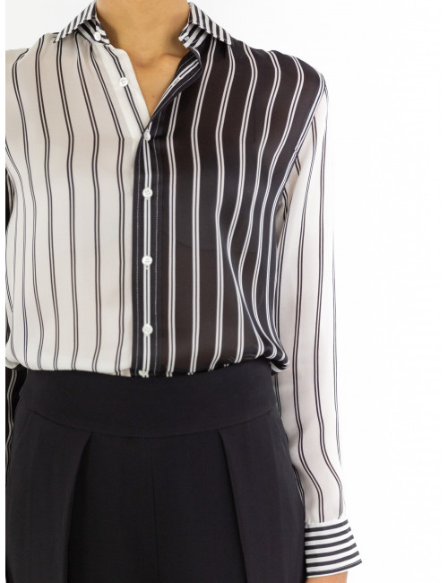 Camicia in raso Ralph Lauren
