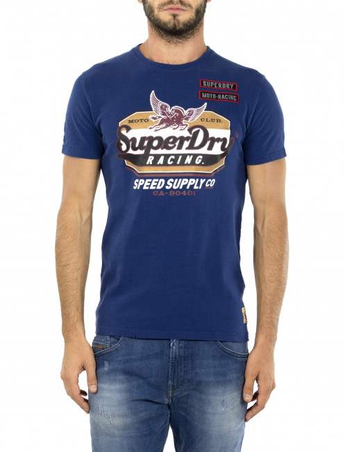 T-shirt Custom Superdry