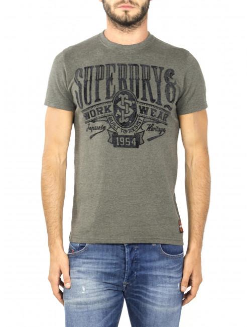 T-shirt Vintage Superdry
