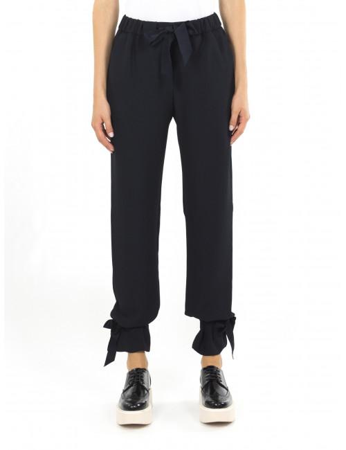 Pantalone in crêpe Boss Donna