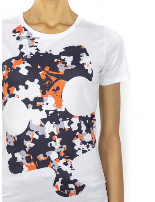 T-shirt Boss Orange Donna