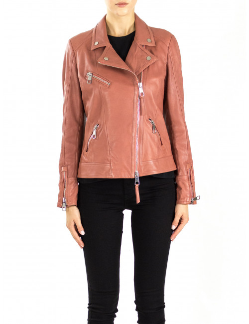 Giubbotto biker Boss Orange Donna