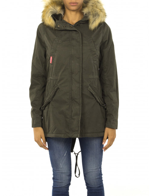 Parka Heavy Weather Rookie Fishtail Superdry