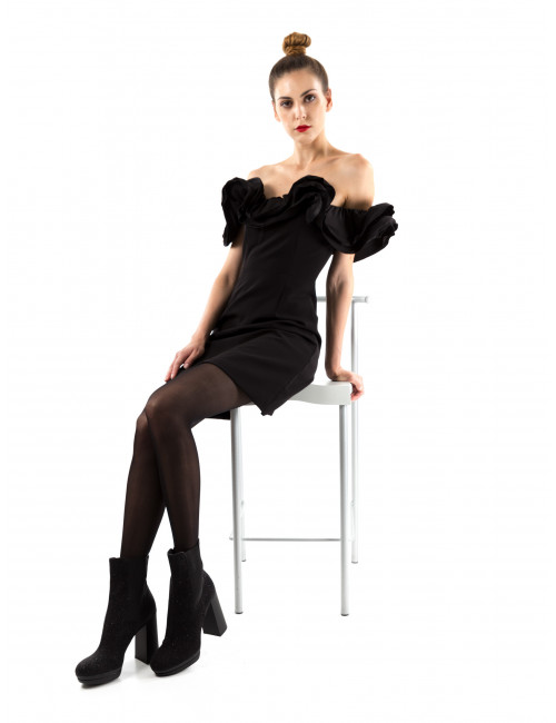 Abito My Secret Black Dress