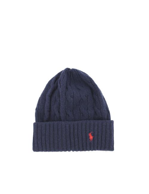 Cuffia in lana Ralph Lauren Uomo