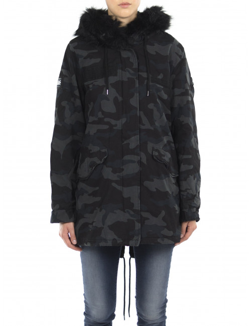 Parka Rookie Hawk Superdry