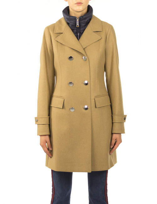 Cappotto double front Fay