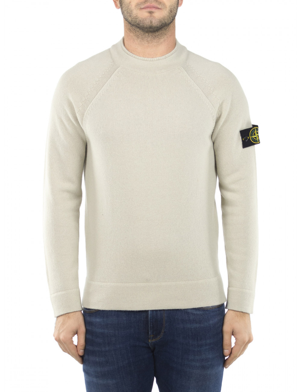 newest collection 85b88 bef85 Maglione Stone Island