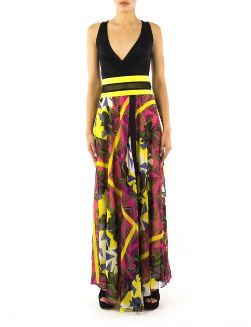 Vestito lungo Hanita