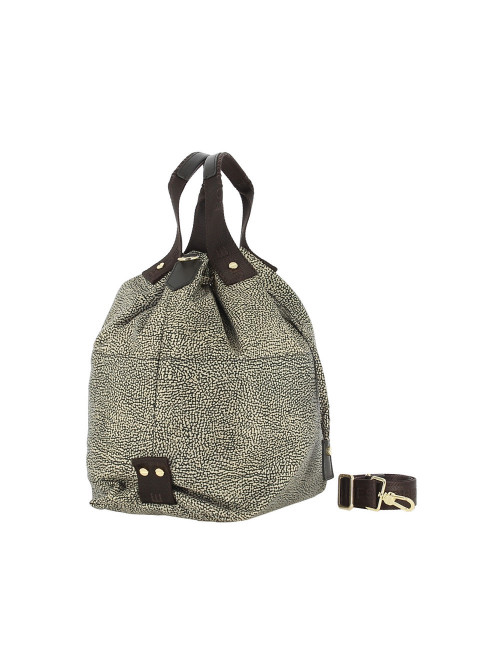 Borsa a secchiello medium Borbonese