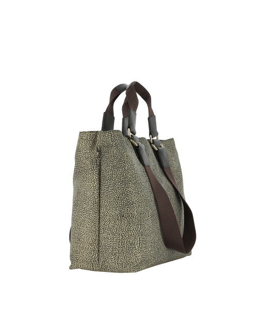 Shopping bag Borbonese