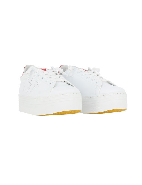 Sneaker con zeppa 2STAR