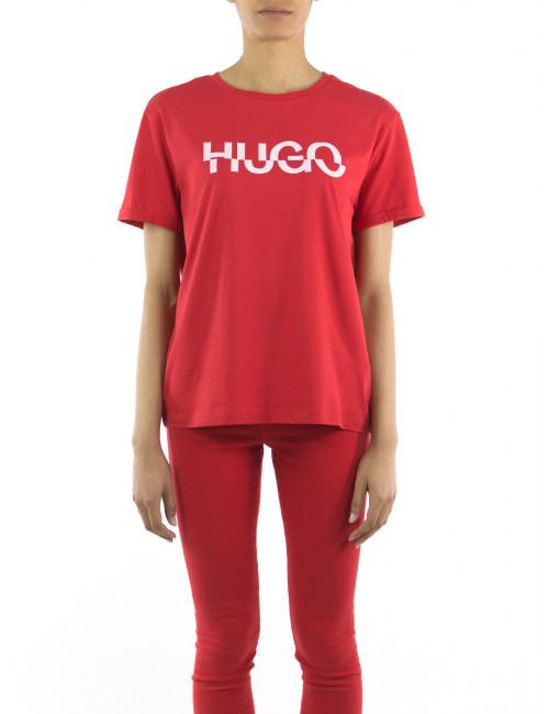 T-shirt Hugo Donna