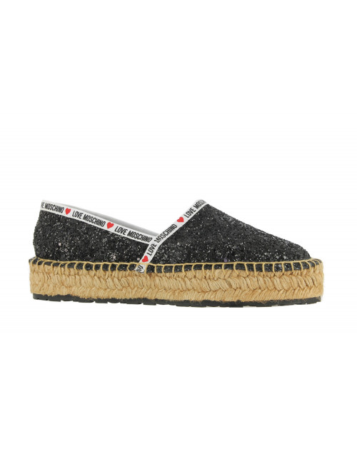 Espadrillas Love Moschino