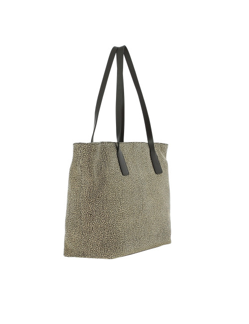 Shopping bag large Borbonese
