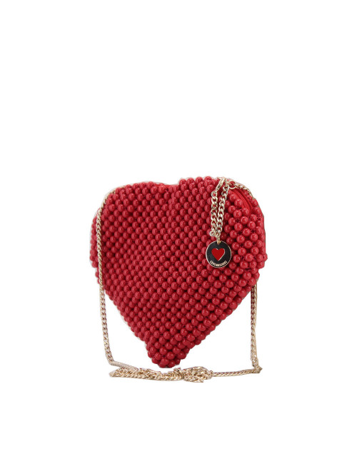 Evening Bag Cuore Love Moschino