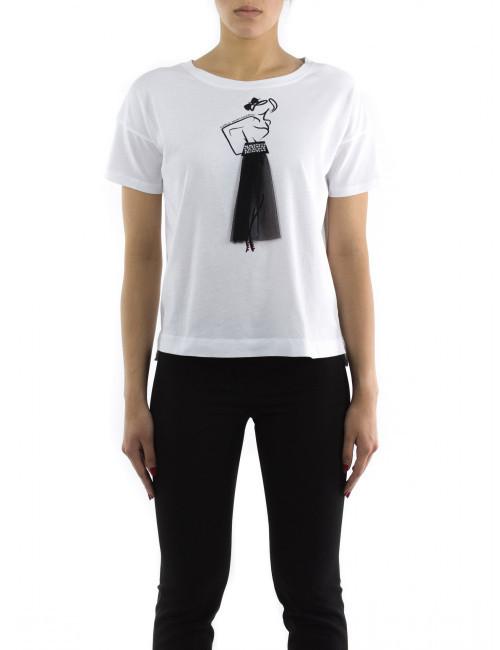 T-shirt Carla Montanarini