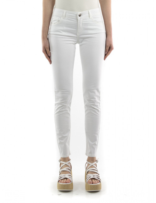 f5bb1a4f9919d8 Pantalone in cotone colorato Relish