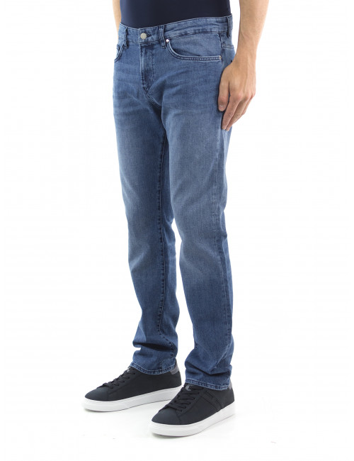 Jeans slim fit Boss Uomo