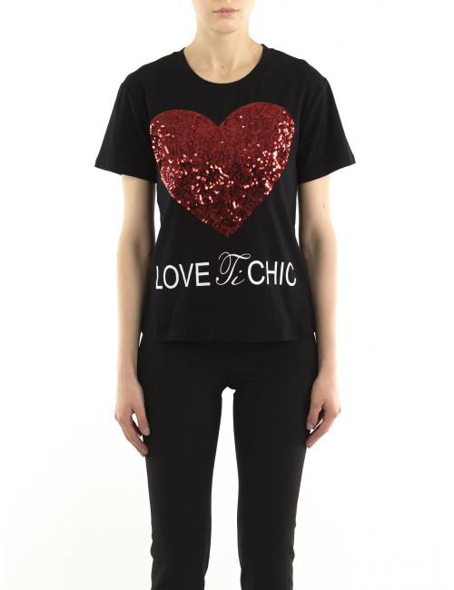 T-shirt Ti Chic