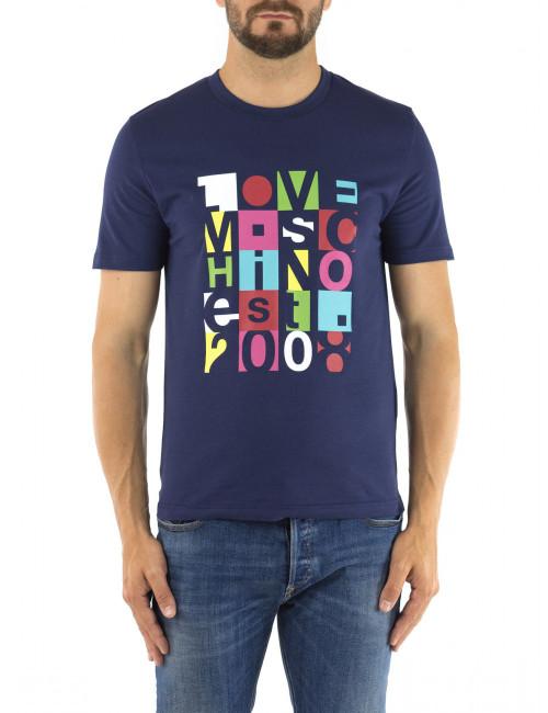 T-shirt Love Moschino