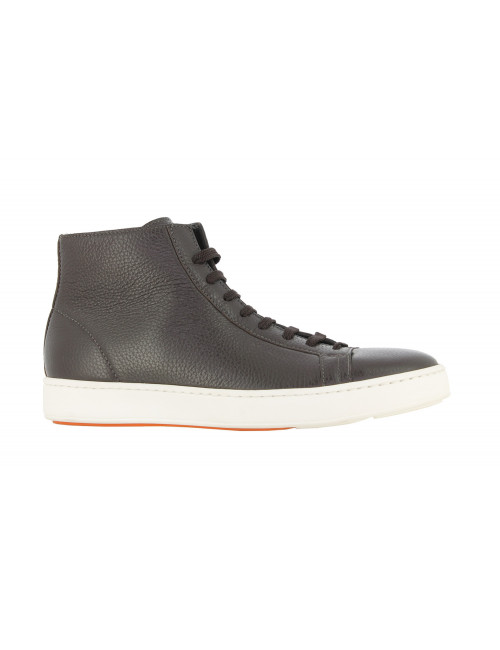 Sneaker alta Santoni