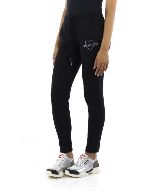 Pantaloni Love Moschino