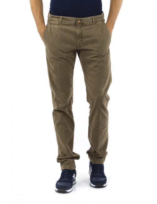Pantalone chino Hand Picked