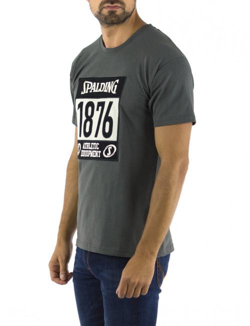 T-shirt Spalding 1876