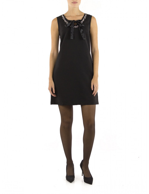 Abito My Secret Black Dress