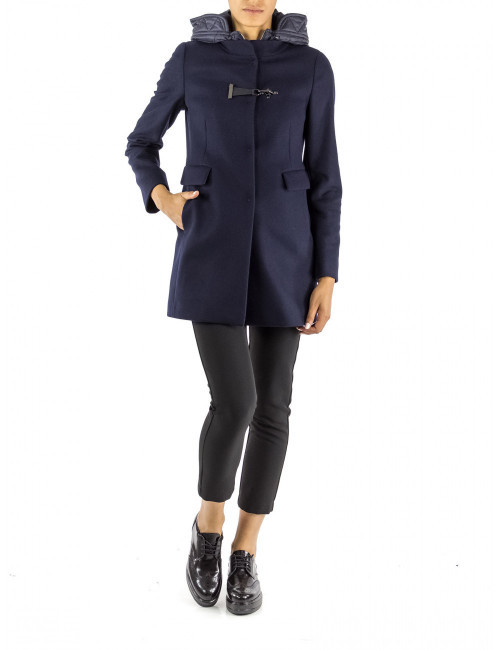 Cappotto toggle coat Fay
