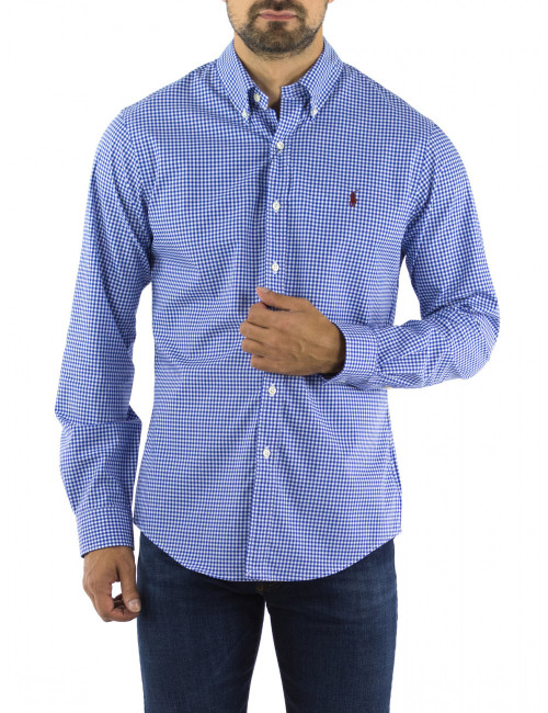 Camicia Ralph Lauren slim fit