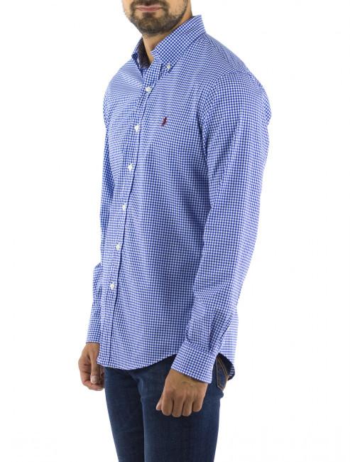 Camicia Ralph Lauren slim fit