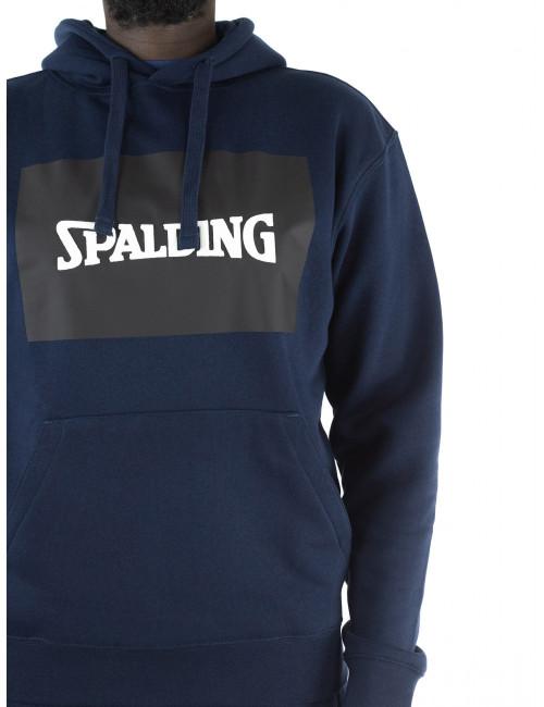 Felpa con cappuccio Spalding 1876