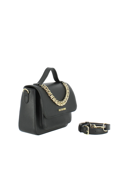 Satchel bag Love Moschino