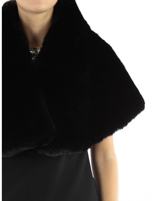 Stola My Secret Black Dress