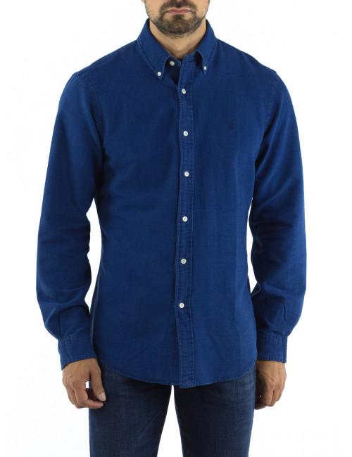 Camicia Ralph Lauren oxford slim fit