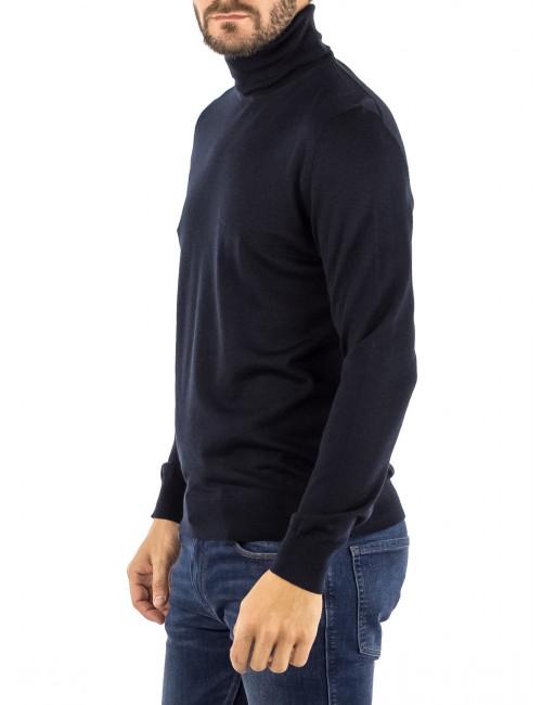 Maglione a collo alto Hugo