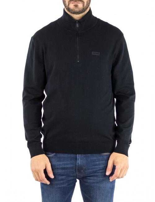 Maglione con zip Hugo